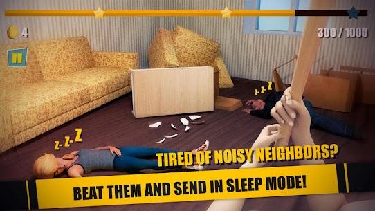 Calm Down Angry Neighbor 3.2 Mod Apk [Newest Version] 1