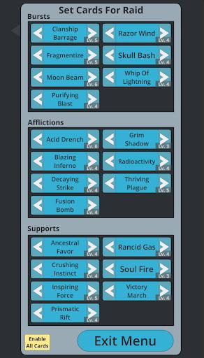 TT2 Raid Optimizer 1.12.0 screenshots 3