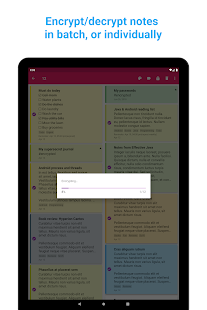FairNote - Encrypted Notes & Lists Screenshot