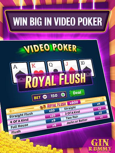 Gin Rummy Online - Multiplayer Card Game 14.1 screenshots 24