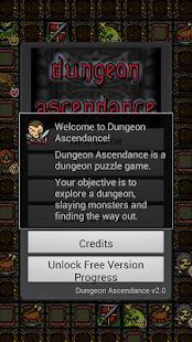 Dungeon Ascendance Roguelike