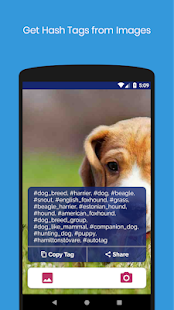 AutoTag - Get Tags from Image Screenshot