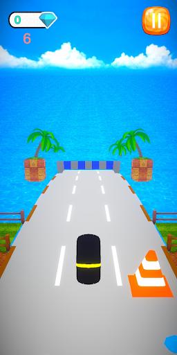 Runner Wheel 3D 0.4 screenshots 1