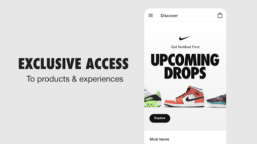 Nike android2mod screenshots 3