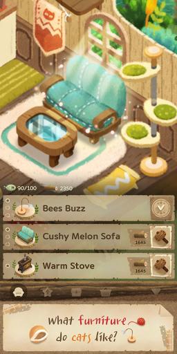 Secret Cat Forest  screenshots 3