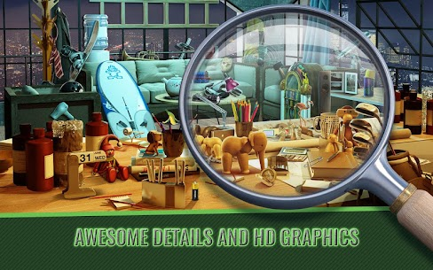 Hidden Object Haunted House of Fear – Mystery Game 2.8 Latest MOD Updated 2