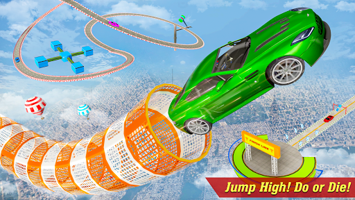 Classic Car Stunt Games u2013 GT Racing Car Stunts  Screenshots 2