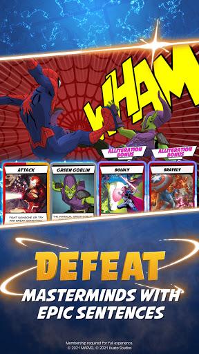 Marvel Hero Tales 3.0.2 screenshots 3