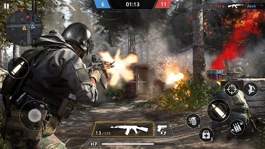Strike Force Heroes: Global Ops PvP Shooter 1