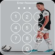Cristiano Ronaldo Lock Screen