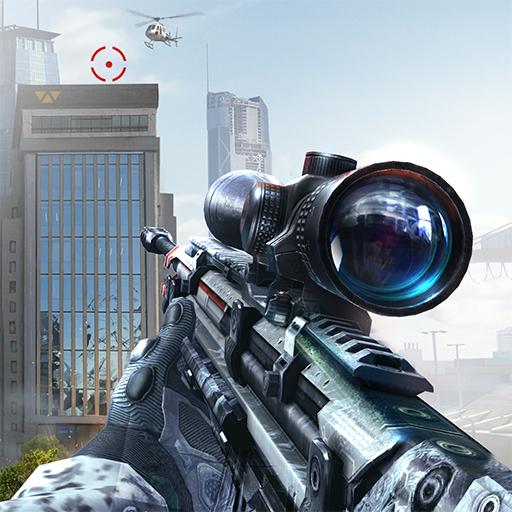Sniper Fury: top juego de tiros