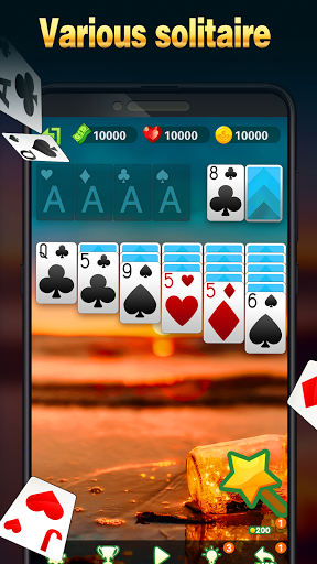 Solitaire Collection Win 1.0.9 screenshots 2