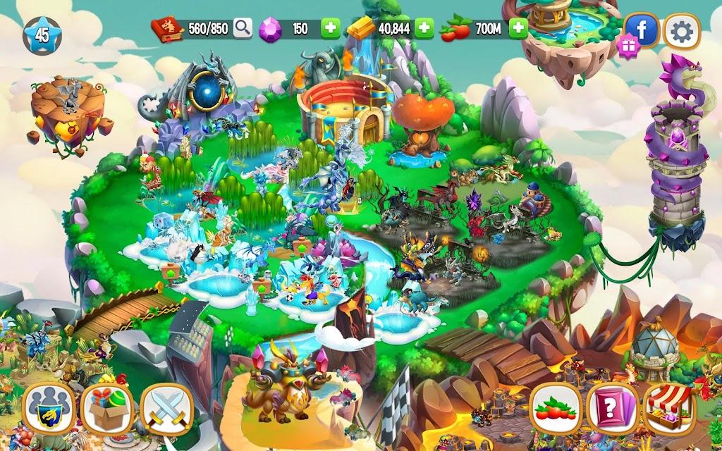 Dragon City poster 7