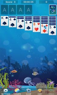 Solitaire Card Games Free 1.0 APK screenshots 12
