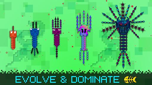 Pixel Sword Fish io  screenshots 8