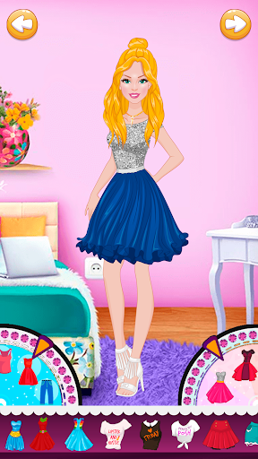 Love Story Princess — Dress up games for Girls  screenshots 8