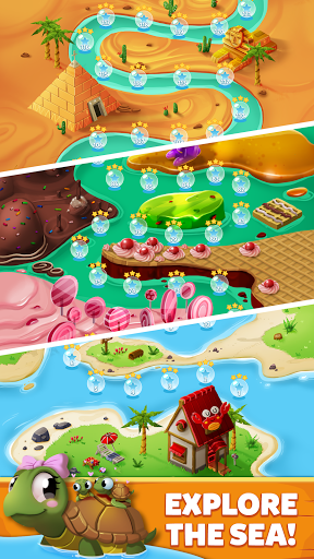 Bubble Words - Word Games Puzzle 1.4.0 Screenshots 5