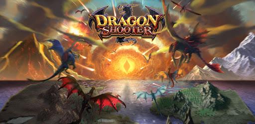 Screenshot of Dragon shooter Dragon war Arcade shooting game