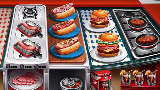 Cooking Urban Food - Fast Restaurant Games 8.7 screenshots 2