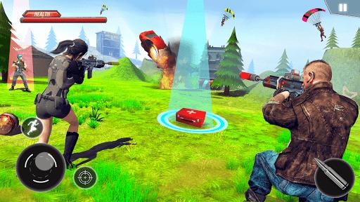 Firing Squad Fire Battleground Free Shooting Games screenshots 3