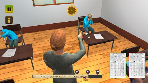 High School Cheater Boy: New Cheating Games 2020  screenshots 9