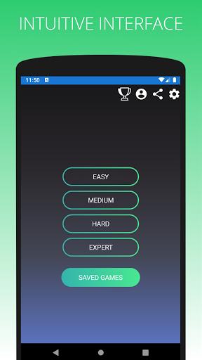SUDOKU - Offline Free Classic Sudoku 2021 Games  screenshots 4
