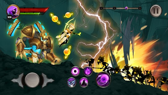 Stickman Legends APK MOD 2.5.1 (Unlimited Money, Max Level, Free Shopping) 6