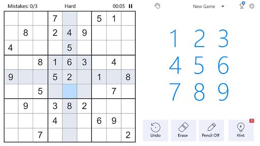 Sudoku - Free Classic Sudoku Puzzles 3.9.0 screenshots 7