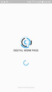 Digital Work Pass