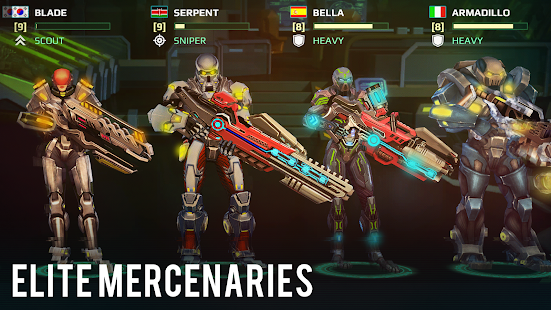 Mercs of Boom Screenshot