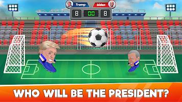 Trump Vs Biden - Play Games & Support President