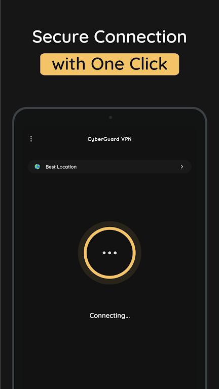 CyberGuard VPN   Fast & Secure Free VPN - Proxy  poster 12
