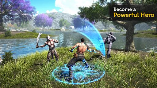 Evil Lands: Online Action RPG apktreat screenshots 2