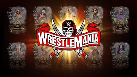 WWE SuperCard Mod APK 1