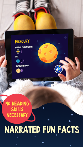 star walk kids ⭐️ become a space explorer ⭐️ screenshot 3