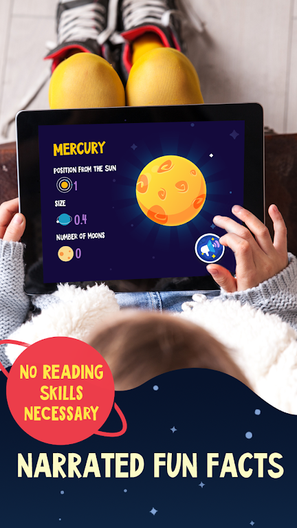Star Walk Kids ⭐️ Become a Space Explorer ⭐️  poster 2