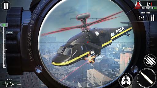 New Sniper Shooter: Free Offline 3D Shooting Games  Paidproapk.com 3