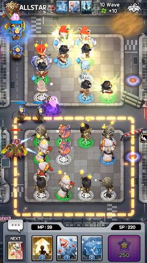 All Star Random Defense : Party defense 1.1.0 screenshots 7
