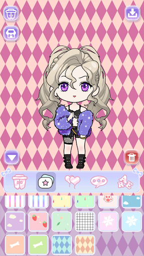 Vlinder Doll - Dress up Games , Avatar Creator apktram screenshots 6