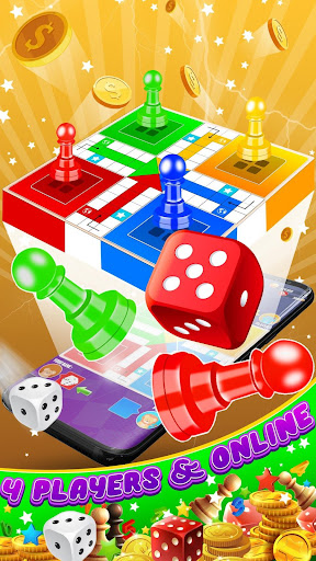 King of Ludo Dice Game with Free Voice Chat 2020 1.5.9 screenshots 4