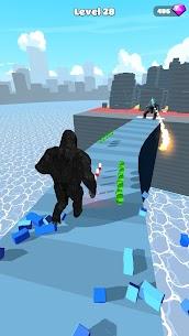 Kaiju Run Mod Apk 0.6.0 (Free Shopping) 4