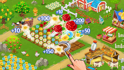 Farm Garden City Offline Farm apkdebit screenshots 4