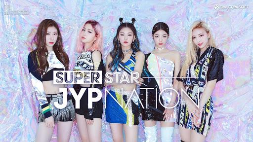 SuperStar JYPNATION 2.11.12 screenshots 1