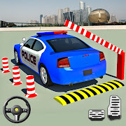 Modern Police Car Parking 2:City Car Driving Games