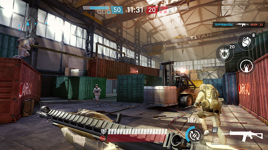 Warface: Global Operations – FPS Action Shooter Screenshot