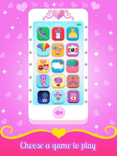 Baby Princess Phone 1.5.2 screenshots 4