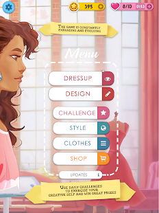 Top Fashion Style - Dressup & Design Game