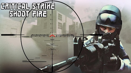 Critical Strike Shoot Fire Screenshot