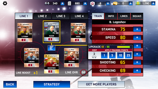 Hockey All Stars 1.5.4.365 screenshots 4