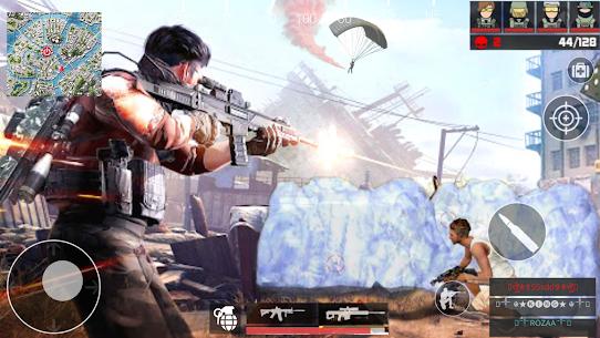 Clash Squad Free-Fire Battleground Survival 3D 4